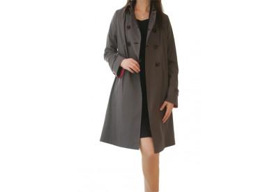 縫い代付き印刷済み型紙   ダブルブレストコート Nina~ニナ