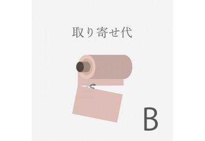 生地取り寄せ代 B