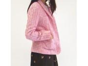 縫い代付き印刷済み型紙   ヘチマ襟ジャケット~286J