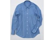 縫い代付き印刷済み型紙  H5062 ピンタック切り替えメンズシャツ
