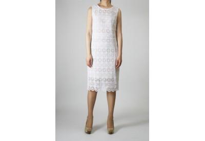 企画サンプル(服)8Charleen コットンレース白 38サイズ