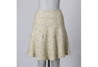 縫い代付き印刷済み型紙  3段ティアードフレアースカート 957Ciel
