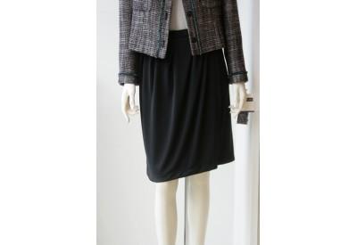 PDF型紙  ジャージー巻き風スカート Kylie~カイリー