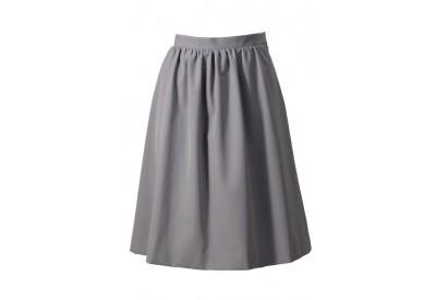 縫い代付き印刷済み型紙  ギャザーフレアースカート 9Marilou