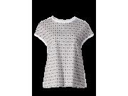 縫い代付き印刷済み型紙 フレンチスリーブブラウス 7puliShiera