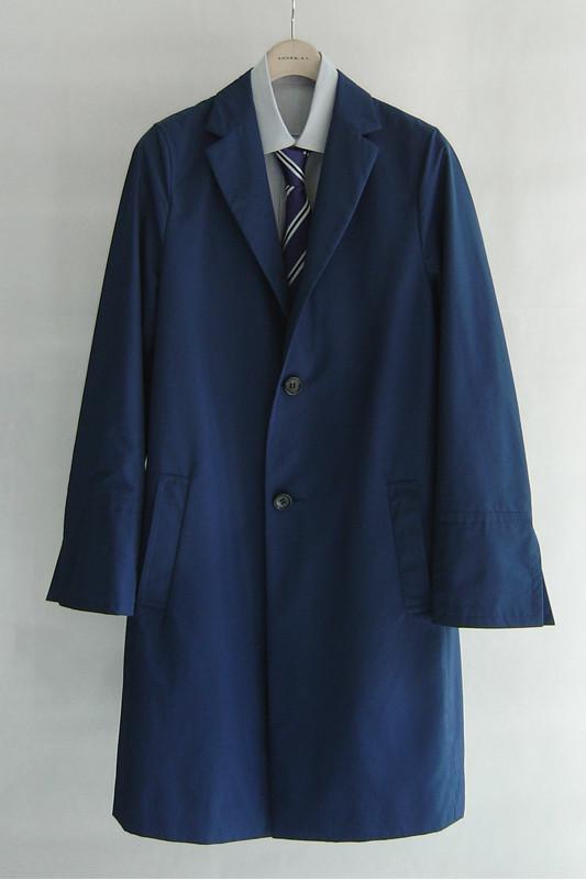 型紙通販、チェスターフィールドコート、H302