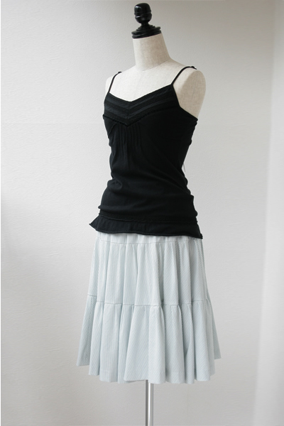型紙通販 ティアードスカート