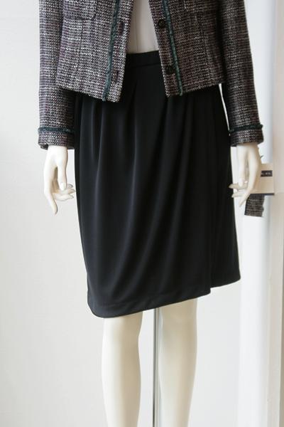 型紙通販 ジャージー巻き風スカート